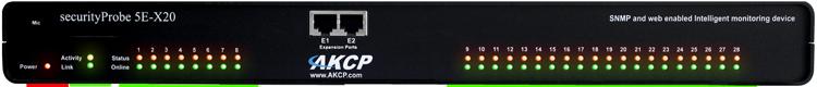 AKCP securityProbe 5E-X20