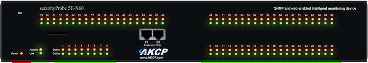 AKCP securityProbe 5E-X60