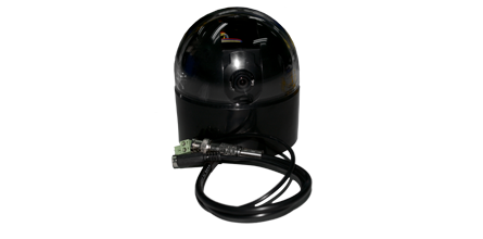 AKCP High Definition Pan Tilt Dome Camera