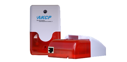 AKCP Siren Strobe Light