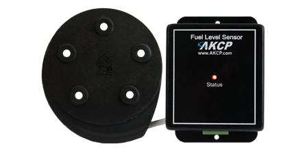 AKCP Ultrasonic Fuel Level Sensor