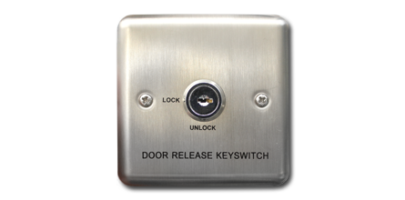 AKCP External Lock Override