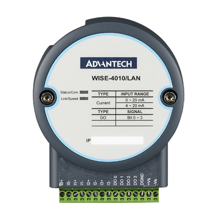 Advantech WISE-4010 / LAN