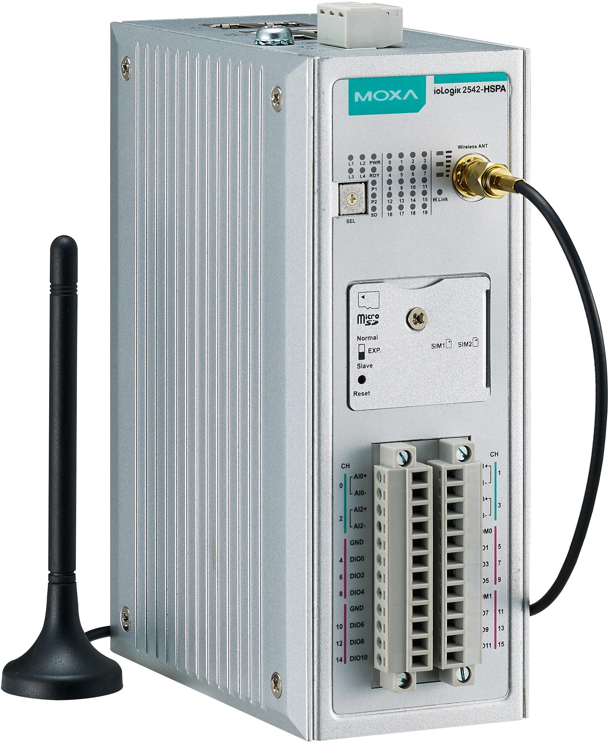 MOXA ioLogik 2542-HSPA