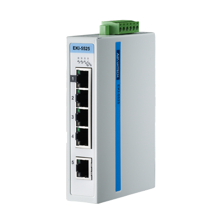 Advantech EKI-5525 / I