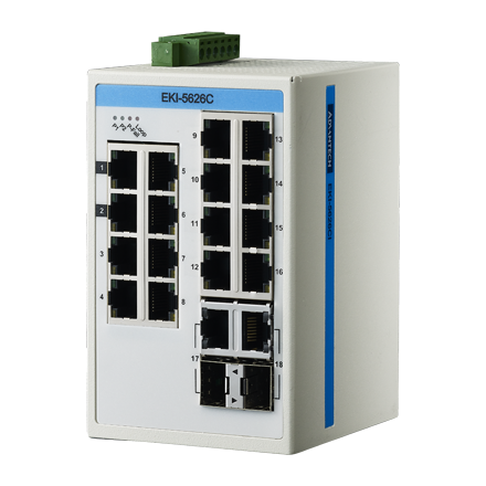 Advantech EKI-5626C / CI