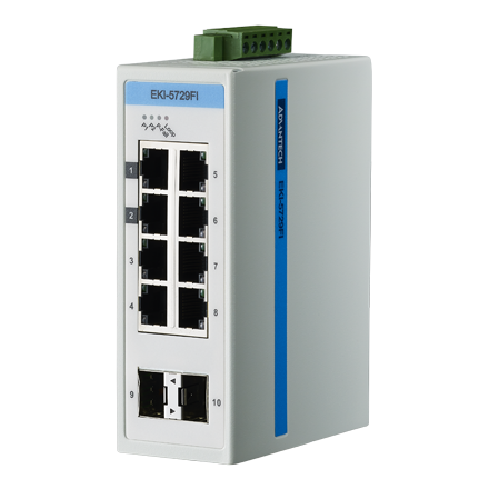 Advantech EKI-5729FI