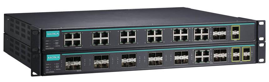 MOXA ICS-G7826A / ICS-G7828A Series
