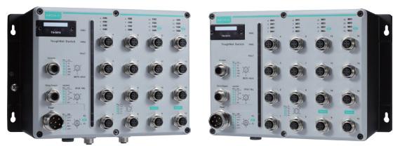 MOXA TN-5816A / TN-5818A Series