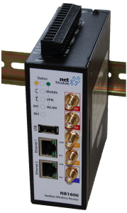 NetModule NB1600 Mobile & WLAN