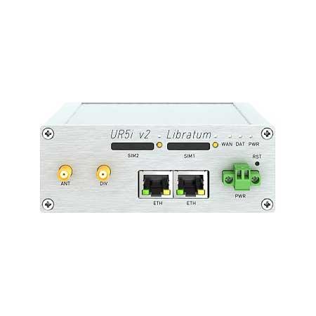 Advantech Conel BB-UR5i v2 Libratum WiFi Set SWH