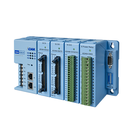 Advantech ADAM-5000 / ECAT