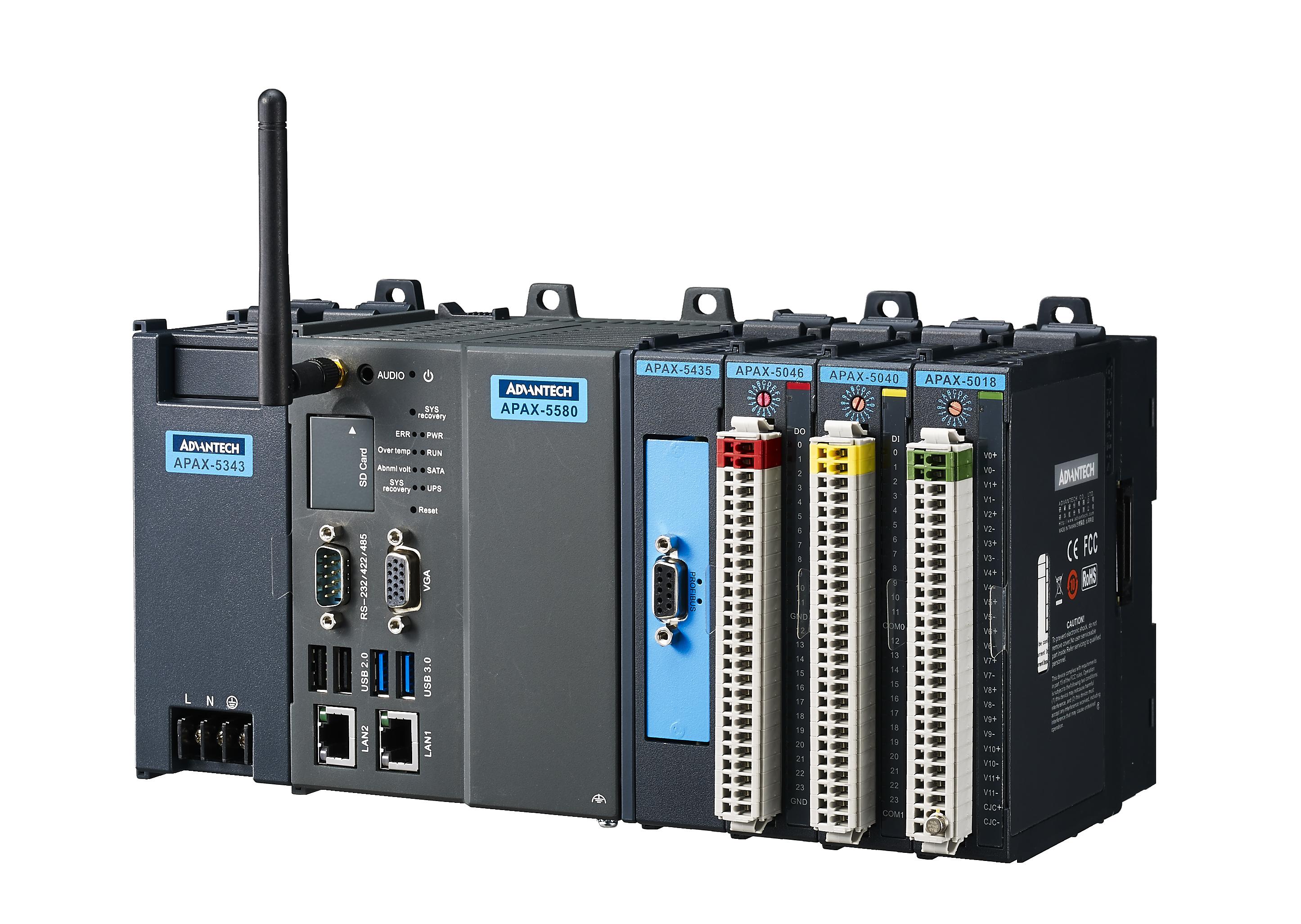 Advantech APAX-5580CDS