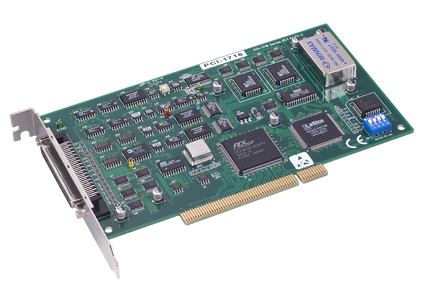 Advantech PCI-1716 / Advantech PCI-1716L