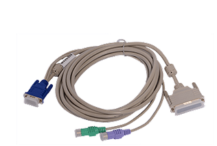 Raritan KVM PC Cables