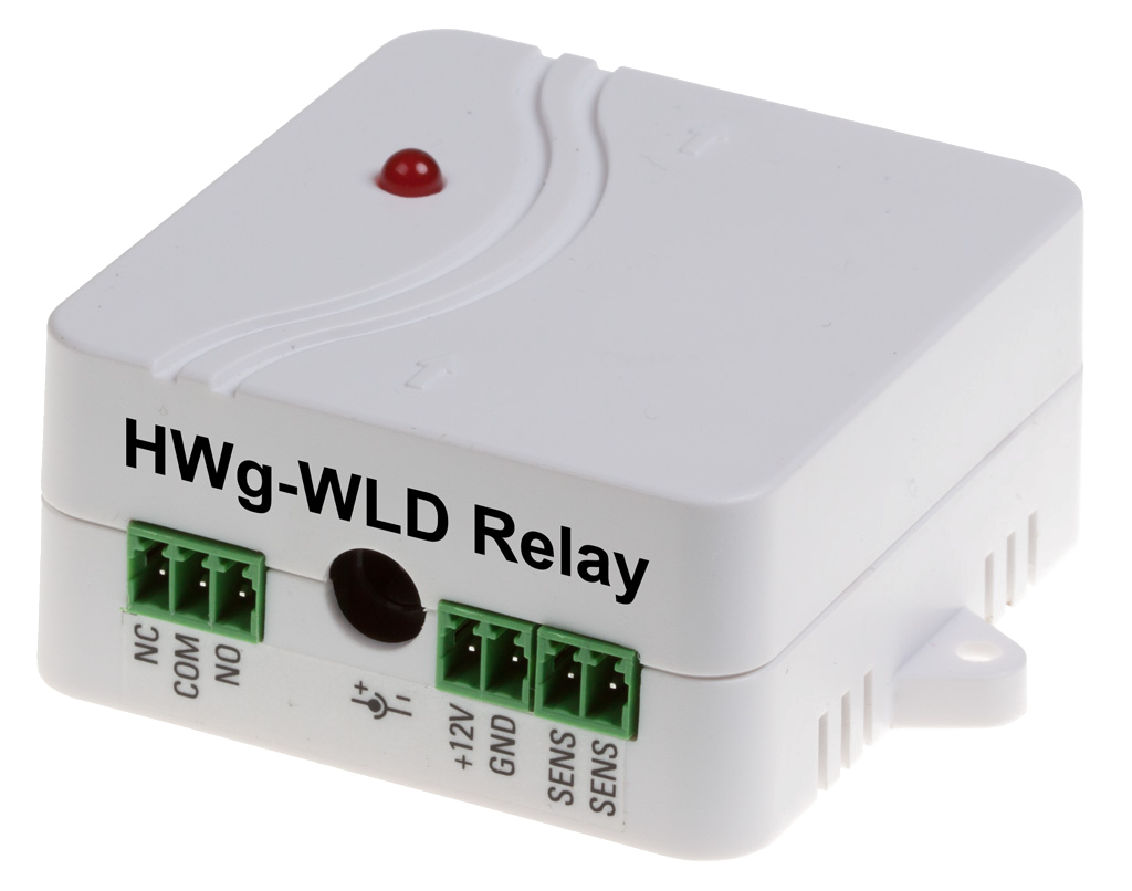 HW group HWg-WLD Relay