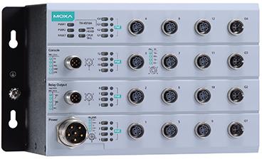 MOXA TN-4516A-12PoE-4GPoE Series