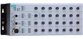 MOXA TN-4528A-16PoE-4GPoE Series