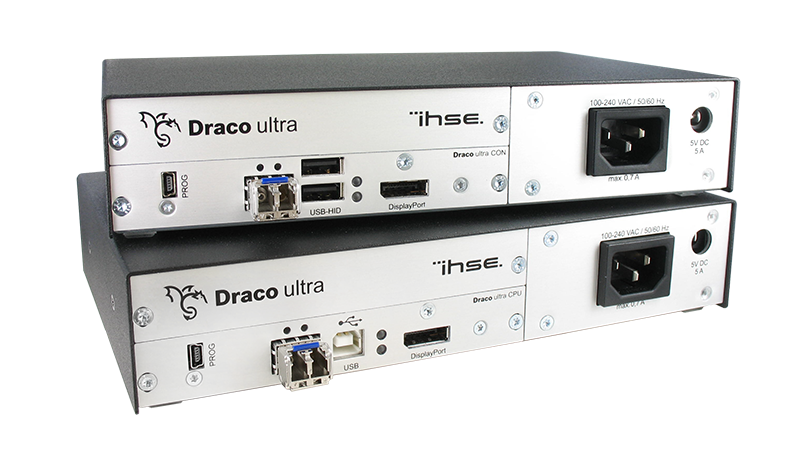 ihse Draco ultra DisplayPort
