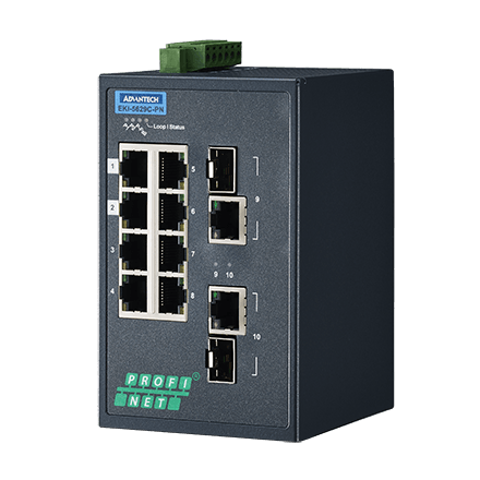 Advantech EKI-5629C-PN