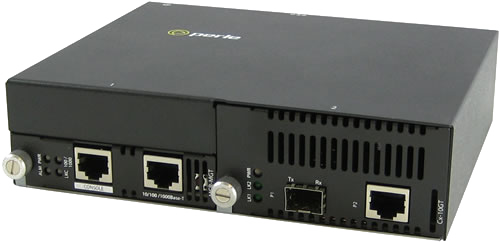 Perle SMI-10GT Managed Media Converters