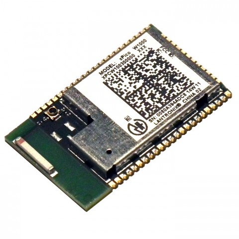 Lantronix xPico Wi-Fi: Embedded Wireless Device Server