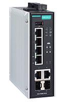 MOXA EDS-P506E-4PoE Series