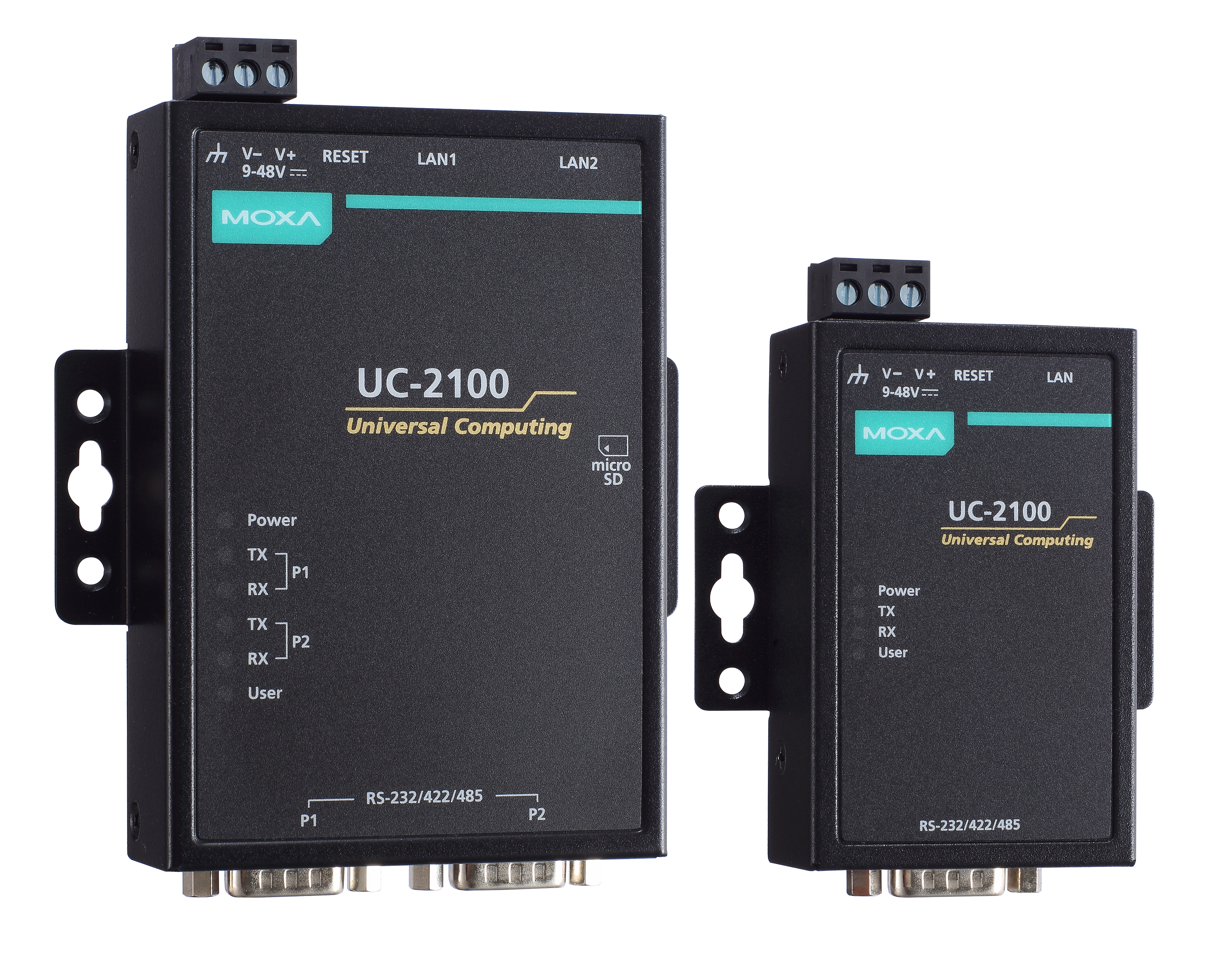MOXA UC-2100 Series