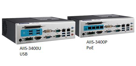 Advantech AIIS-3400