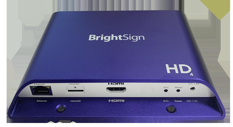 BrightSign HD224 Standard I/O