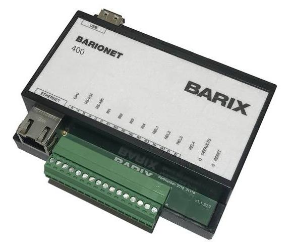 Barix Barionet 400