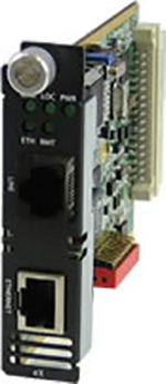 Perle eX-C110 Fast Ethernet Extender Modules