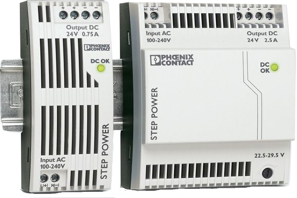 Output: 5 V DC//40 W Primary-Switched UNO Power Power Supply for DIN Rail mounting UNO-PS//1AC// 5DC// 40W Input: 1-Phase