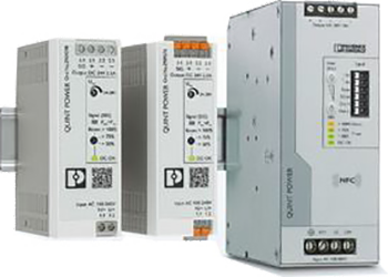Perle QUINT-PS/1AC – Single Phase DIN Rail Power Supply